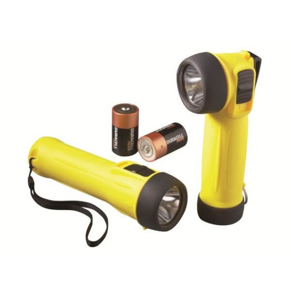 Seco Right Angle 2 Cell Torch Atex approved - Click for more details