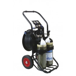 Draeger Airpack 1 Air Trolley - Click for more details
