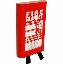 Fire Blanket - Click for more details